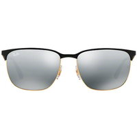 Ray Ban RB3569 gold-black / grey-silver mirrored