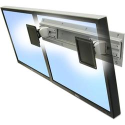 """Ergotron Neoflex Dual Wandhalterung (Wand, 24""""), Monitor Halterung, Schwarz"""