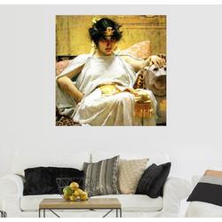 Posterlounge Wandbild, Kleopatra 60 cm x 60 cm