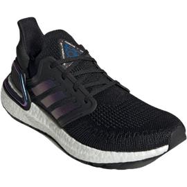 adidas Ultraboost 20 M core black/boost blue violet met/cloud white 42