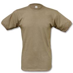 Brandit Bundeswehr T-Shirt Unterhemd sand, Größe 4