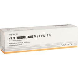 PANTHENOL-CREME LAW
