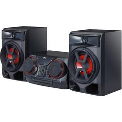 LG CK43 Stereoanlage (FM-Tuner mit RDS, 300 W, Bluetooth, TV Sound Sync Bluetooth (LG TV)