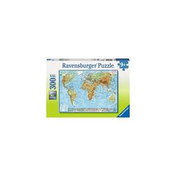 Ravensburger Puzzle Puzzle, 300 Teile XXL, 49x36 cm, Politische, Puzzleteile