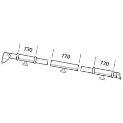 Klemmprofil Thule Residence Panorama Serie 5 links