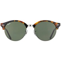 Ray Ban Clubround Classic RB4246 havana-black / classic green