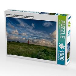 Leuchtturm auf Schiermonnikoog (Niederlande) Lege-Größe 64 x 48 cm Foto-Puzzle Bild von Oliver Schwenn Puzzle