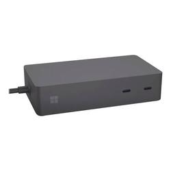 Microsoft Surface Dock 2 - Docking Station - Surface Connect - 2 x USB-C - GigE - 199 Watt