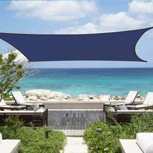 Savage Island Sonnenschutzsegel Garten UV Undurchlässig Patio Outdoor Vordach Markise