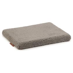 Beeztees Memory Foam Liegekissen Ito grau, Maße: 49 x 36 x 4 cm
