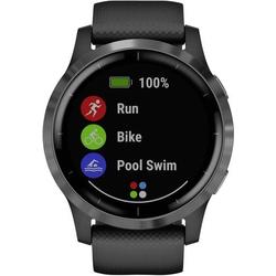 Garmin Vivoactive 4 Smartwatch 45mm L Schwarz