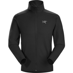 Arc'teryx - Kyanite LT Jacket Men's Black - Fleece - Größe: XL