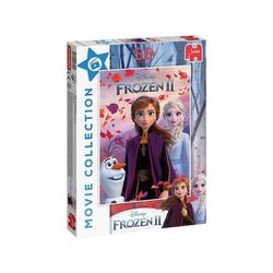 Jumbo Puzzle Movie Collection Puzzle - Die Eiskönigin 2 (50, Puzzleteile