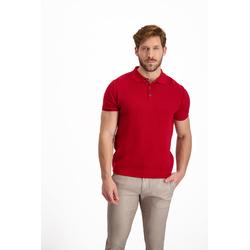 Lavard Rotes Poloshirt 73858