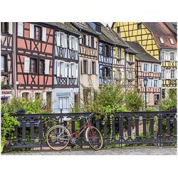 RAVENSBURGER Colmar in Frankreich Puzzle Mehrfarbig