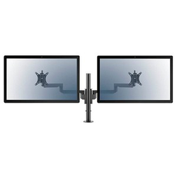 Filex Galaxy Double Monitor-Halterung schwarz