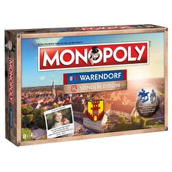 Winning Moves Spiel, Brettspiel Monopoly Warendorf