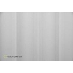 Oracover 21-010-010 Bügelfolie (L x B) 10m x 60cm Weiß