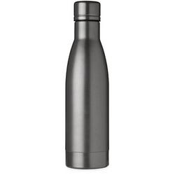 Isolierflasche Kupfer-Vakuum grau 0,5 l