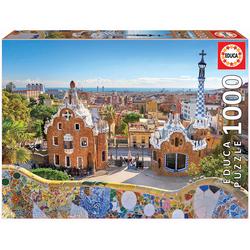 Educa - Sicht auf Barcelona 1000 Teile Puzzle **