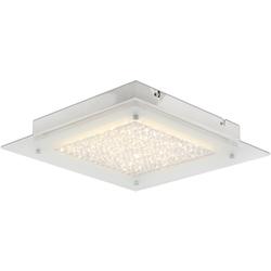näve LED Deckenleuchte Kristall silberfarben Deckenleuchten LED-Lampen und LED-Leuchten Lampen Leuchten
