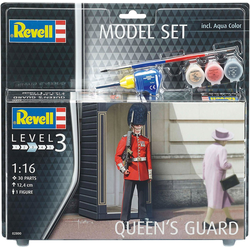 Revell® Modellbausatz Revell Modellbausatz Model Set Queen's Guard
