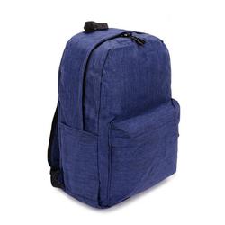 Egomaxx Rucksack 2897, Rucksack für Mädchen und Jungen blau