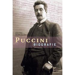 Puccini als Buch von Dieter Schickling