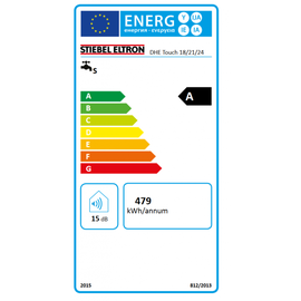 Stiebel Eltron DHE Touch 18/21/24 kW