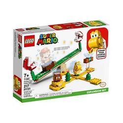 LEGO® Super Mario 71365 Piranha-Pflanze-Powerwippe – Erweiterungsset Bausatz