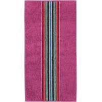 Mittenstreifen 175 Handtuch 50 x 100 cm purpur