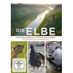 Die Elbe - Vom Riesengebirge zur Sächsischen Schweiz - Von Sachsen zum Wattenmeer