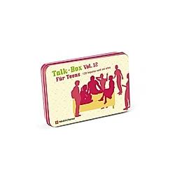 Talk-Box, Für Teens (Kinderspiel)