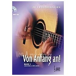 Von Anfang an!  m. Audio-CDs: Bd.1 Grundlehrgang  m. Audio-CD - Buch