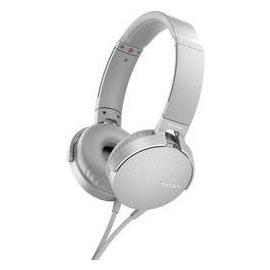 Sony MDR-XB550AP weiß