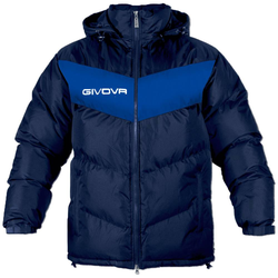 Givova Winterjacke Giubbotto Podio navy/blau - M