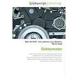 Elektromotor - Buch