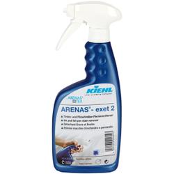 Kiehl ARENAS®-exet 2 Tinten- und Filzstitfentferner, Tinten- und Filzschreiber-Fleckenentferner, 500 ml - Flasche