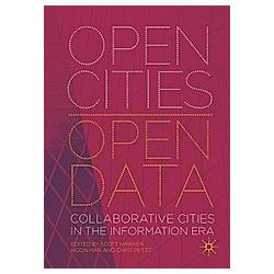 Open Cities Open Data - Buch