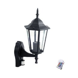 RGB LED Wandlampe aus ALU mit Bewegungsmelder VT-751