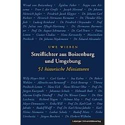 Streiflichter aus Boizenburg und Umgebung. Uwe Wieben  - Buch