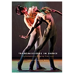 Transmissions in Dance - Buch