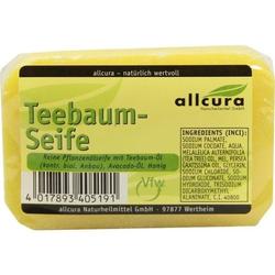 Teebaum Seife