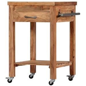 vidaXL Servierwagen
