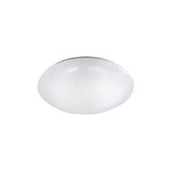 Paul Neuhaus LED-Deckenleuchte Skyler mit Glitzereffekt, 35 cm