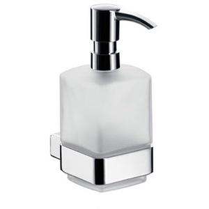 Emco Loft Seifenspender, Wandmodell B: 70 H: 160 T: 113 mm edelstahl optik 052101600