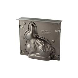 Zenker Backform 9100 Hasen Backform, Hasenform, mit Antihaftbeschichtung für Ostern, Osterhasen-Backform (Kuchenform: ca.190x215x60 mm), Menge: 1 Stück