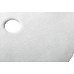 Bartscher Rundfilterpapier, Filterpapier für Bartscher PRO II Kaffeemaschine und Regina Plus Kaffeemaschine, Durchmesser: 195 mm, 1 Karton = 1000 Stück