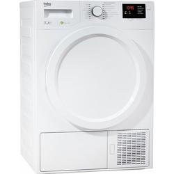 BEKO Wärmepumpentrockner DPS 7405 W3, 7 kg