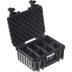 B & W outdoor.cases Typ 3000 Kamerakoffer Wasserdicht